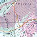 Val d'Arpette - tentative Col des Écandies et Couloir des Mélèzes