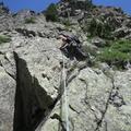 06.30 Mont Oreb : L'Été Indien (5 longueurs)