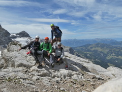 08.17 Dames Anglaises Via Ferrata